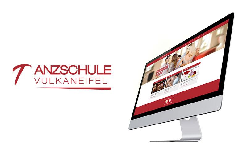 Webdesign Heidelberg Referenz Tanzschule Vulkaneifel